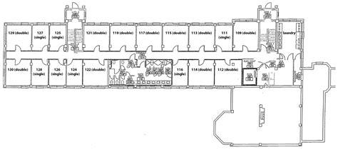 college floor plans merner hall floor plan cornell college