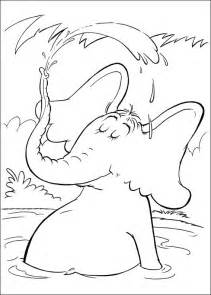 dr seuss coloring sheets coloring pages horton dr seuss coloring pages