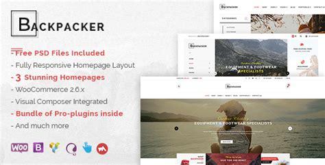 download free backpacker responsive woocommerce