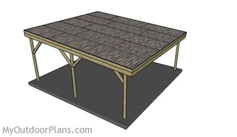 2 car carport plans wood carport designs myoutdoorplans free woodworking