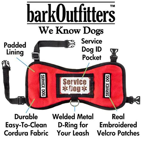 service vest colors barkoufitters service vest harness available in 2