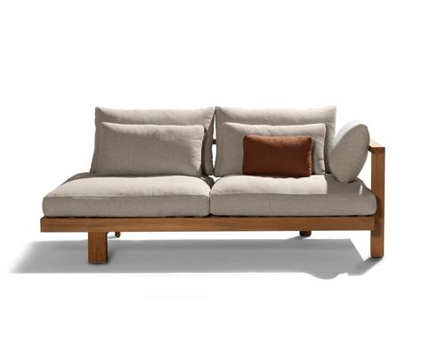 casual sofa pure sofa meridienne casual garden sofas from trib 249