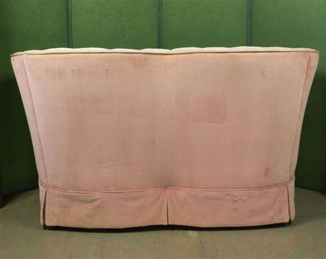small settees for sale small pink velvet settee for sale at 1stdibs