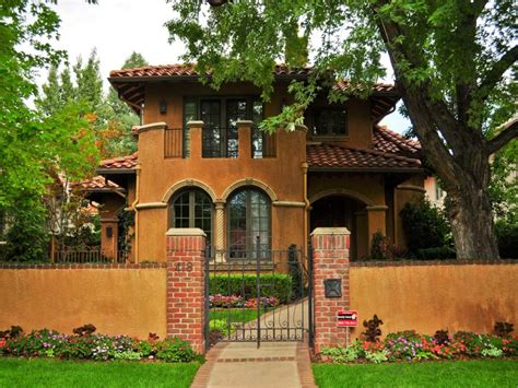 Spanish Style House by Small Spanish Style Homes Metal Roof Spanish Style Ranch
