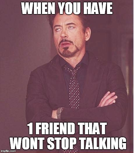 Talking In Memes - face you make robert downey jr meme imgflip