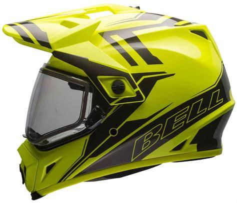 motocross snowmobile helmets bell mx 9 adv snow helmet snowmobile adventure dual lens