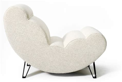 Cloud Chair soft cloud shaped modern chair digsdigs
