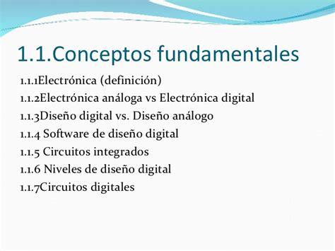 circuito integrado definicion electronica digital