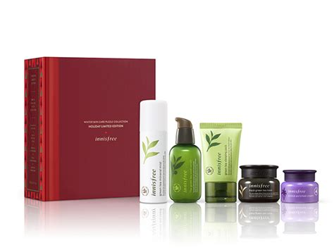 Winter Skin Care 2 by Innisfree Winter Skin Care Puzzle Collection