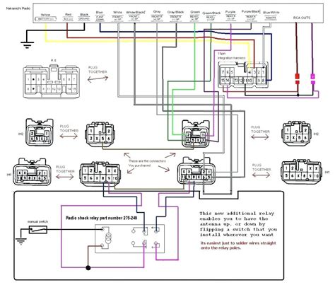 diagram basic car electrical diagram lights