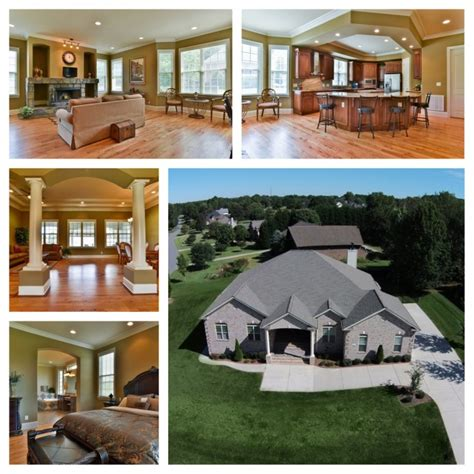 Garage Sales Mooresville Nc by Custom Built Ranch Home In Mooresville Nc At Lake Norman