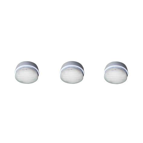 Hton Bay Fluorescent White Linkable Under Cabinet Light Hton Bay Cabinet Lighting