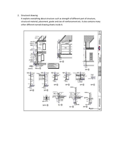 Difference Between Section And Elevation Drawing by Types Of Drawing