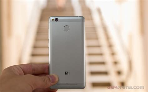 Xiaomi Redmi 3s 2 16 Grey xiaomi redmi 3 pro review hardware overview