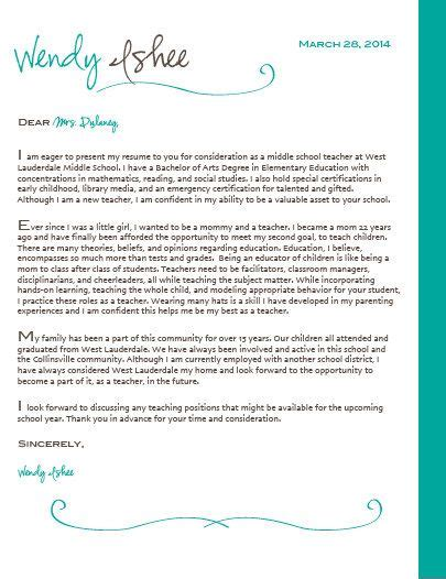 Matching Cover Letter Free Matching Cover Letter And Resume Templates