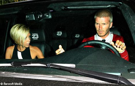 Posh And Becks Freaking Us Out by Posh And Becks Splash 163 70 000 Flying To The Us Daily