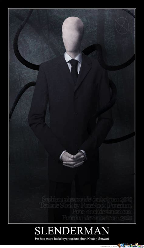 Slenderman Meme - slenderman by tobi51192 meme center