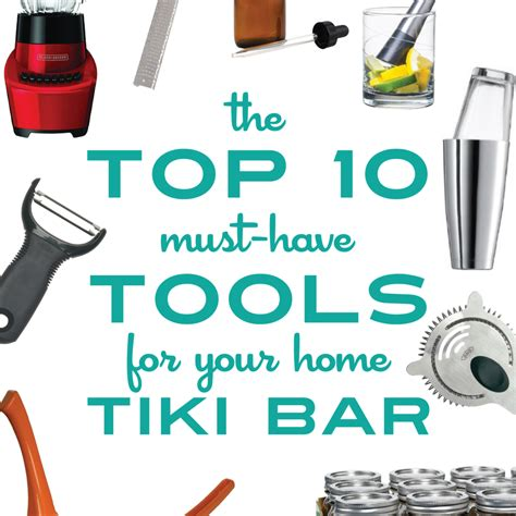 top video tools for your blog bloggingpro the top 10 must have tools for your home tiki bar modern