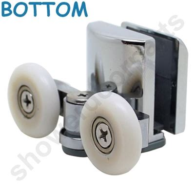 Shower Door Replacement Rollers Two Replacement Shower Door Rollers Sdr M8 B