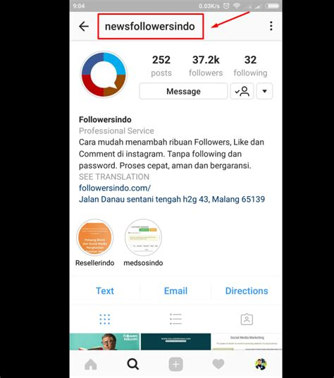 membuat instagram private cara membuat best nine instagram di tahun 2017 followersindo