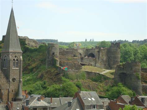 en k k file la roche en ardenne rue du vieux ch 226 teau oud kasteel