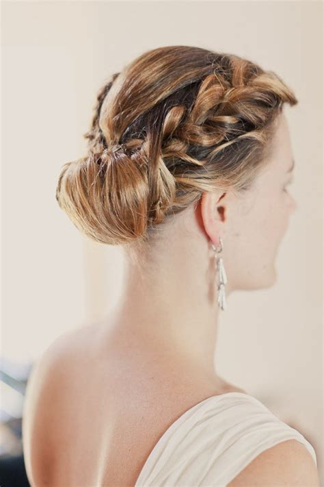 Braided Updo Hairstyles by 2015 Most Beautiful Braided Updo Hairstyles Pretty Designs