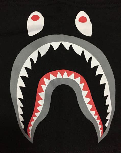 Supreme X Bape Bathing Ape For Samsung J7 Pro Note 8 bape shark wallpaper iphone shark