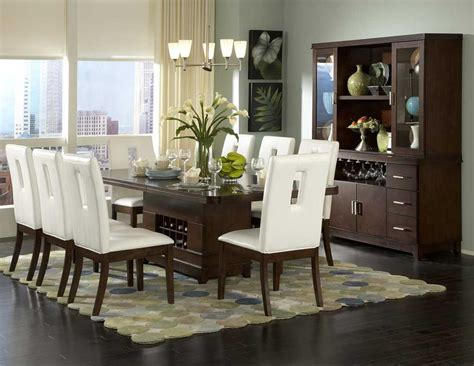 Decorating Ideas For Dining Room Modern Dining Room Decorating Ideas D S Furniture