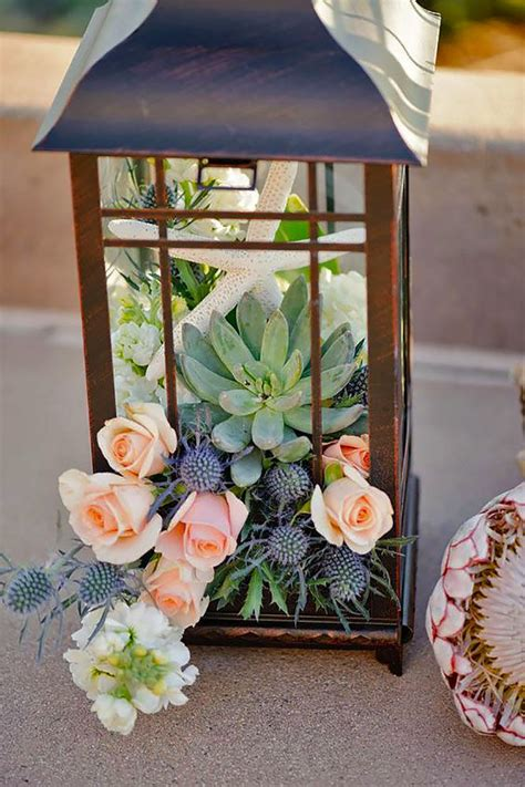 lantern floral centerpieces best 25 lantern table centerpieces ideas on