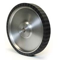 expander wheel for bench grinder contact rubber corp manufacturer of contact wheels expanders and rubber rollers