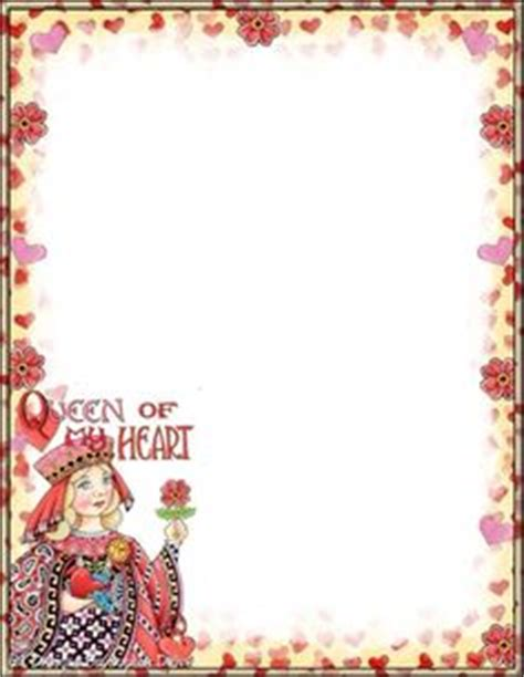 a letter from heaven stationery note paper printable graphicgarden 1066