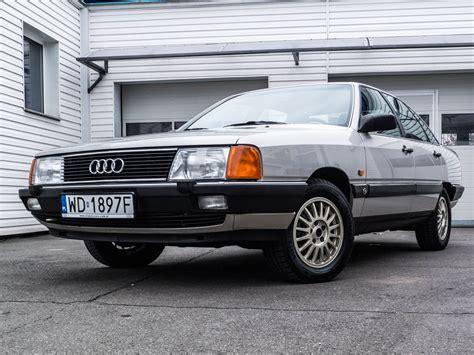 Audi 100 Turbo by Audi 100 Turbo C3 1989 Sprzedane Giełda Klasyk 243 W