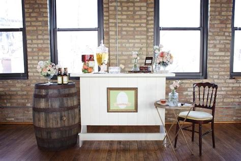 drink table decorating ideas 22 unique wedding bar design ideas