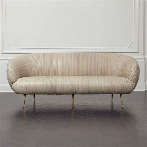 contemporary settee furniture 1000 ideas about modern sofa on pinterest mid century