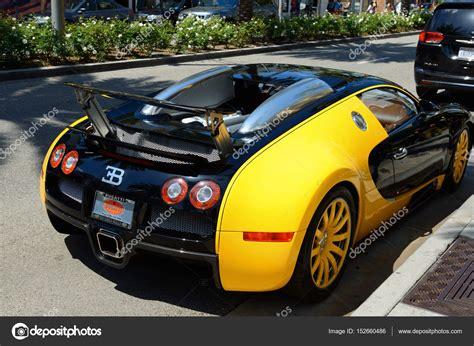 bugatti stock price bugatti veyron supercar parked in beverly stock