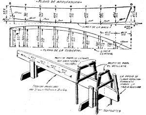 como construir un bote de madera como hacer un bote de remo 4 como hacer instrucciones