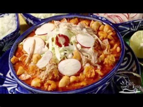 la comida mexicana top 5 de la comida mexicana m 225 s rica youtube