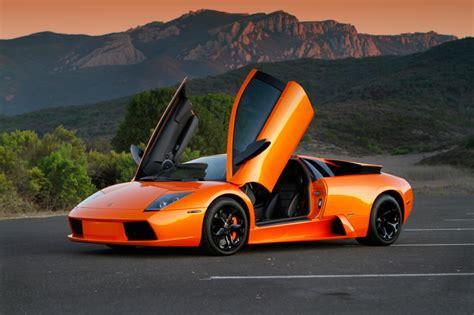 bright orange cars neon orange lamborghini pixshark com images
