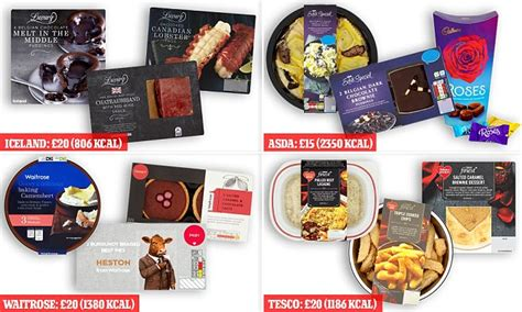 Where Can You Find Day Discounts After Lunch by The Mega Calories In A S Day Supermarket Deal