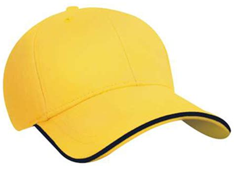 what are the different types of baseball caps