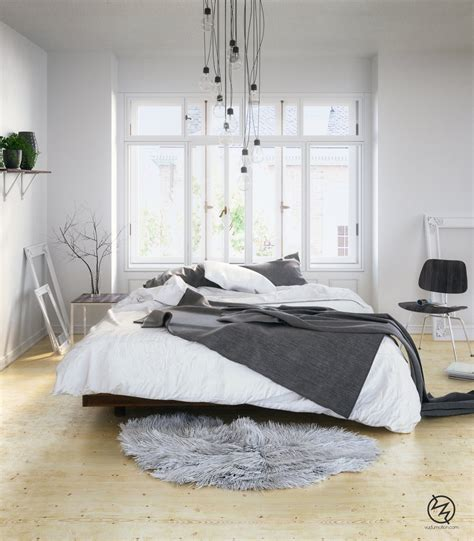 Bedroom Decor by Scandinavian Bedrooms Ideas And Inspiration