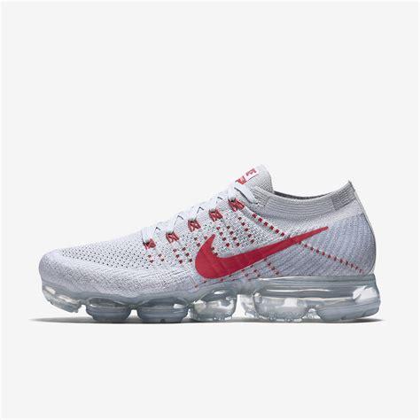 nike running shoes cheap womens cheap nike womens flyknit air vapormax grey running