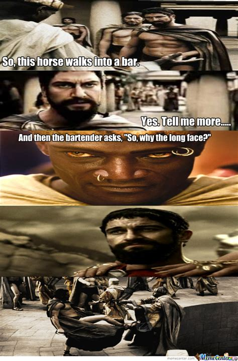 Leonidas Meme - leonidas does not approve by letholdusofblackrain meme