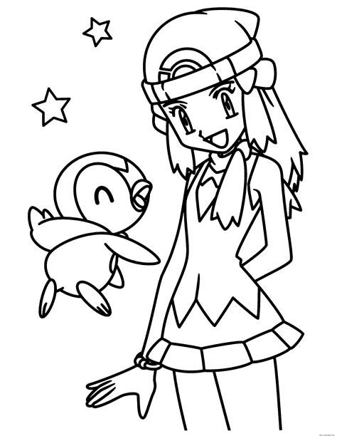 free pokemon 01 coloring pages