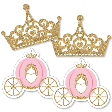 Crown Baby Shower Decorations by Princess Crown Diy Baby Shower Or Birthday