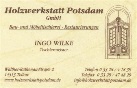 sponsoren des damelanger fastnachts und freizeitverein e v - Holzwerkstatt Potsdam