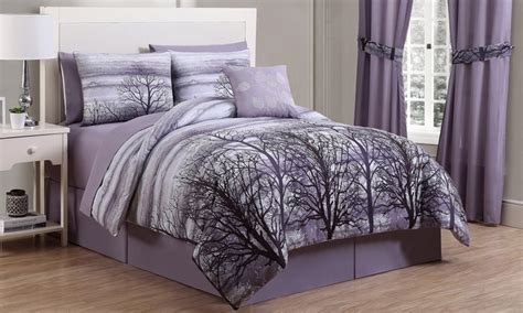 forest bedding forest bed in a bag comforter set with sheets 8 piece