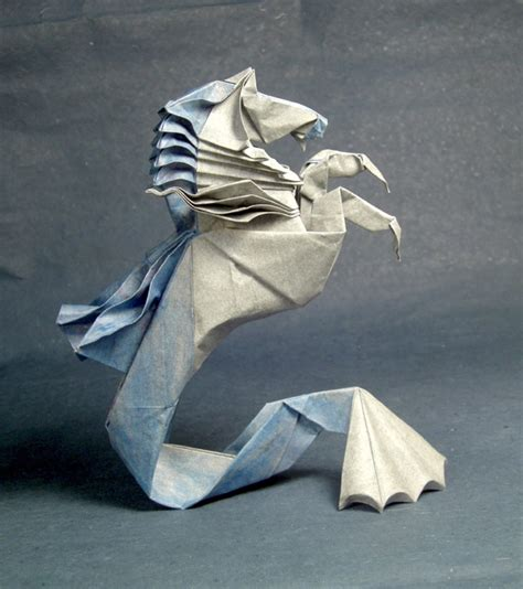 Origami Mythical Creatures - mythical beast origami