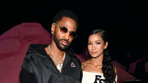 big sean tattoos bet breaks jhene aiko gets of big s