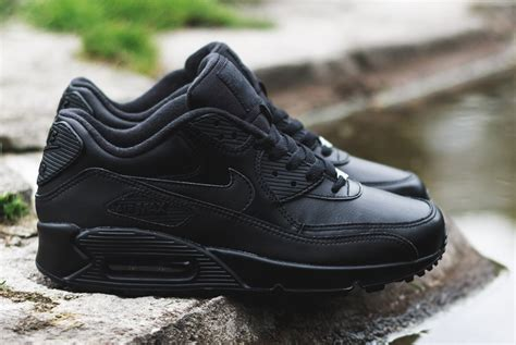 Nike Airmax 90 Black nike air max 90 leather quot black quot sbd
